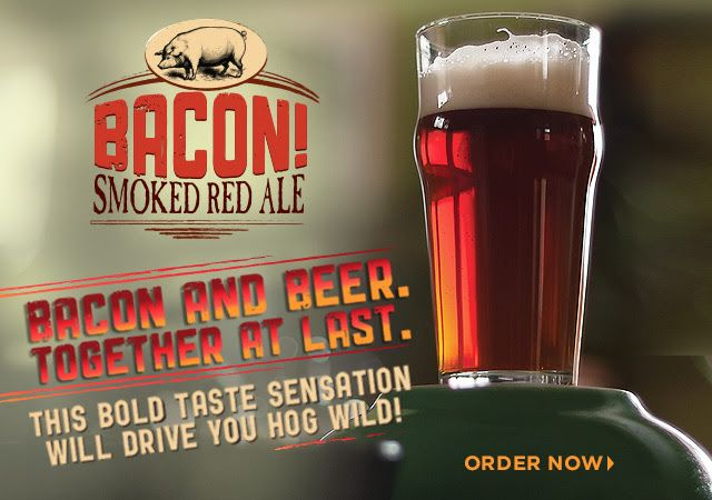 Homebrew Finds: New from Northern Brewer... Bacon! Smoked Red Ale