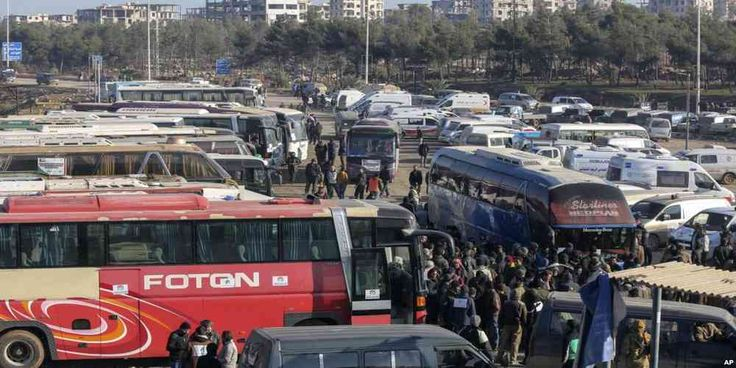 "Top News: ""SYRIA POLITICS: Aleppo Evacuation Resumes"" - http://politicoscope.com/wp-content/uploads/2016/12/Evacuations-syria-political-news-Evacuation-syrians.jpg - ""Buses are now moving again from east Aleppo. We hope that this continues so that people can be safely evacuated,"" a U.N. official in Syria says.  on Politics: World Political News Articles, Political Biography: Politicoscope - http://politicoscope.com/2016/12/22/syria-politics-aleppo-evacuation-resumes/."