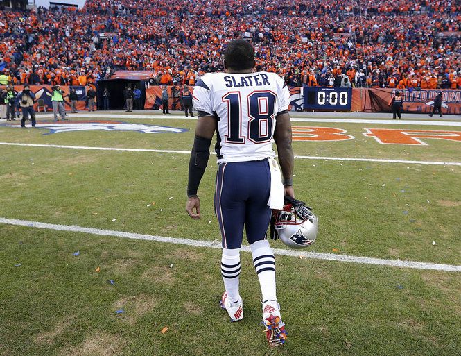 New England Patriots special teams captain Matthew Slater was named the 2016 recipient of the Bart Starr Award, annually given to a player who demonstrates leadership and character.