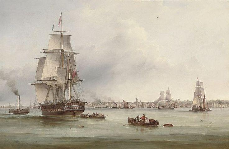 Gravesend port