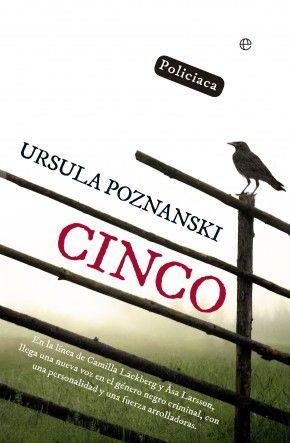 Leyendo en el bus: Cinco, de Ursula Poznanski