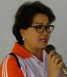 Peringati HUT Dharma Wanita Persatuan Sangihe Gelar lomba Paduan Suara
