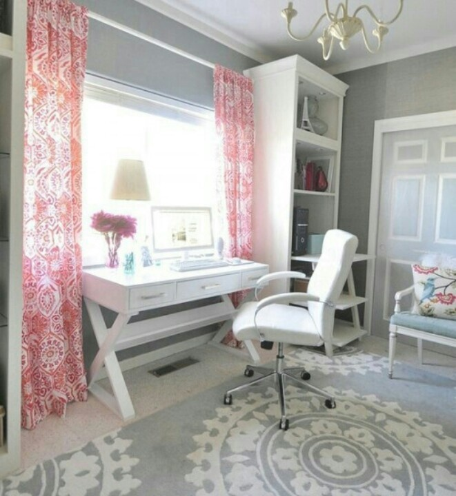 Come on spring...this just may be my new home office.