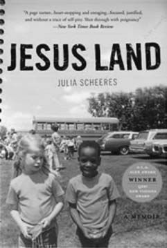 Photograph of Jesus Land Cover.