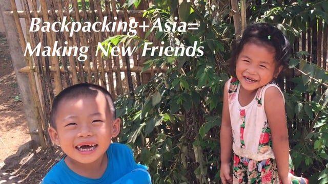 My 3 weeks trip in october/november 2014 trough Thailand: Chiang Mai and Pai. Laos: Luang Prabang, Vang Vieng and Vientiane. Thailand: Bangkok.  Shot: Canon HFG10 Legria and iPhone 6 Plus Edit: Final Cut Pro X Music: Xavier Rudd - Follow The Sun  More info: www.joostpleune.com