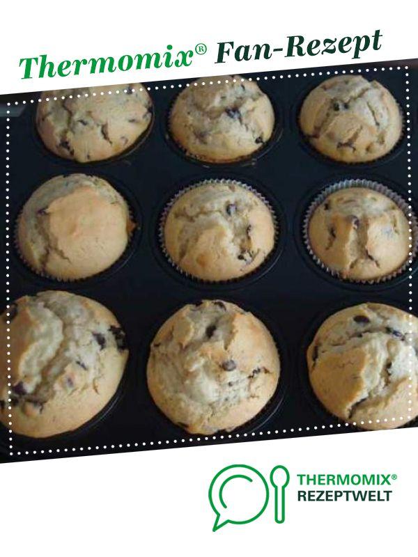Muffins Mit Schokostuckchen Rezept Muffins Mit Schokostuckchen Schokostuckchen Rezepte