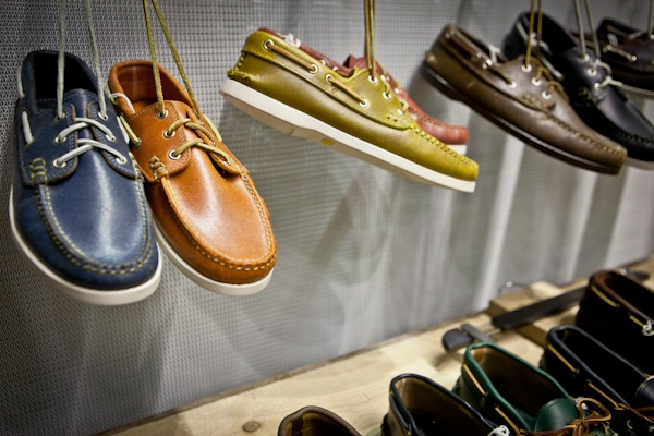 Boat Shoes!  (from the Simple Guy Style blog)