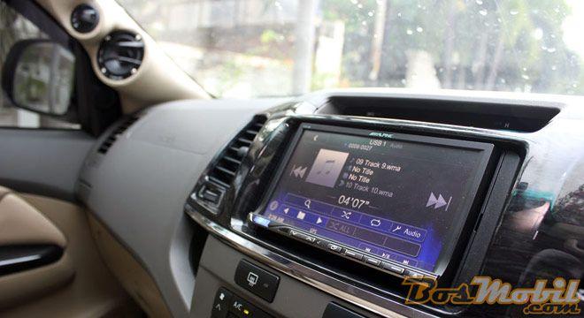 Toyota Fortuner Modifikasi SQ Mega Audio #info #BosMobil