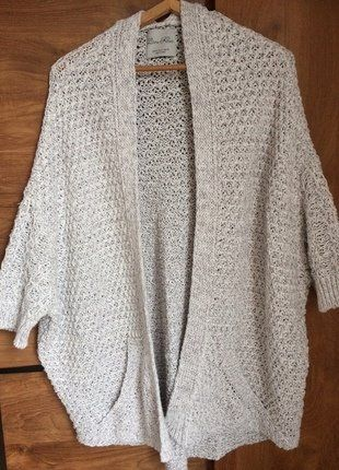 À vendre sur #vintedfrance ! http://www.vinted.fr/mode-femmes/pull-overs-and-sweat-shirts-cardigans/27868754-magnifique-gilet-prinptempsete-grosse-maille-blanc-zara-neuf