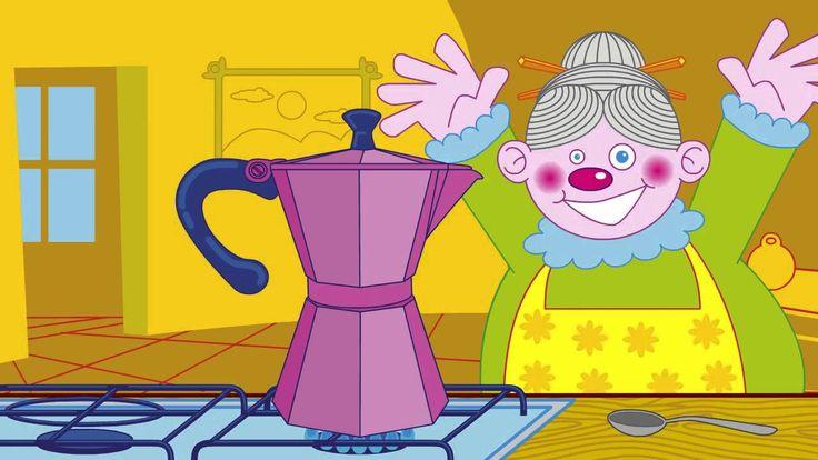 Il Caffe Della Peppina. una canzone per bambini che insegna i rischi dell'uso improprio delle sostanze.