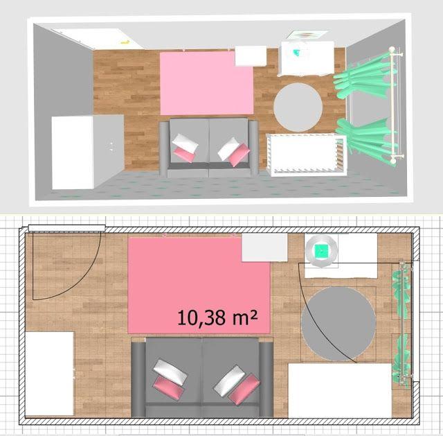 Jak urządzić pokój małej dziewczynki?  Dekorator amator pomaga