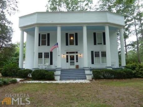 502 W Elm St Greensboro GA 30642 Manor HousesMobile HomeAntebellum