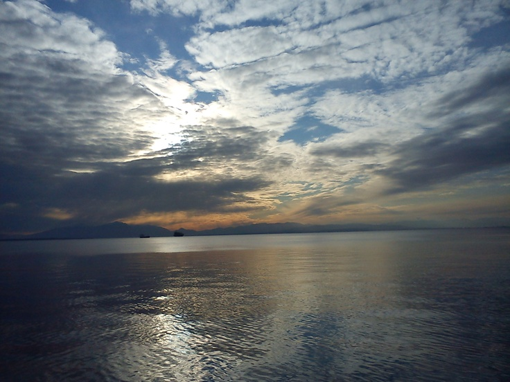 Thessaloniki port,Greece