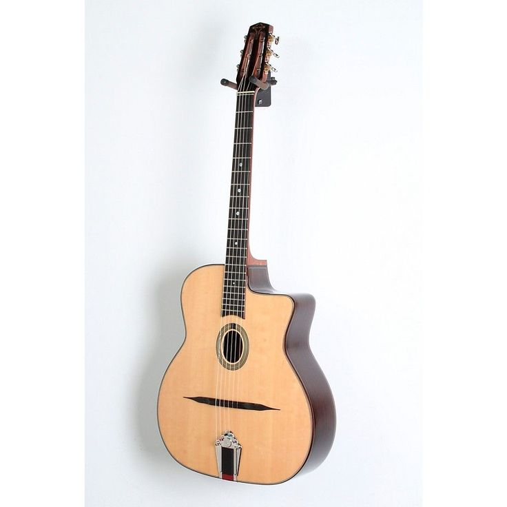 Paris Swing Model 39 Gypsy Jazz Acoustic Guitar Regular 888366040195