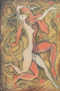 ivan koulalkov - Adam & Eve