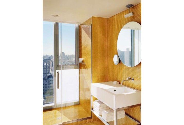 Mr & Mrs Smith - Bathroom