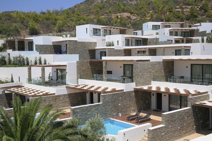 Wyndham Poseidon Resort hotel in Peloponnese, Greece.