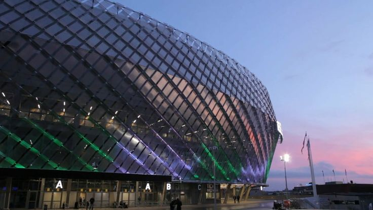 Tele2 Arena. With Tele2 Arena, the new multi-function arena in the Globe district, Stockholm will be holding its trump card in the competiti...
