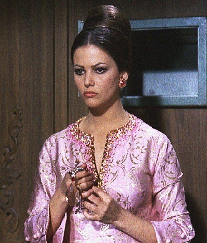 Claudia Cardinale/Клаудия Кардинале |