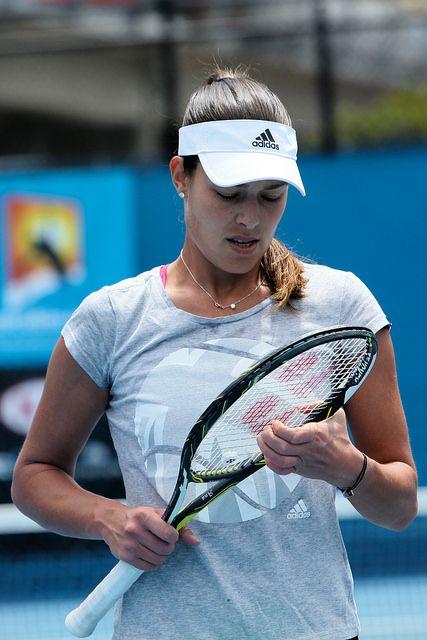 Australian Open 2016 - Ana Ivanovic   Elite Sport   Flickr