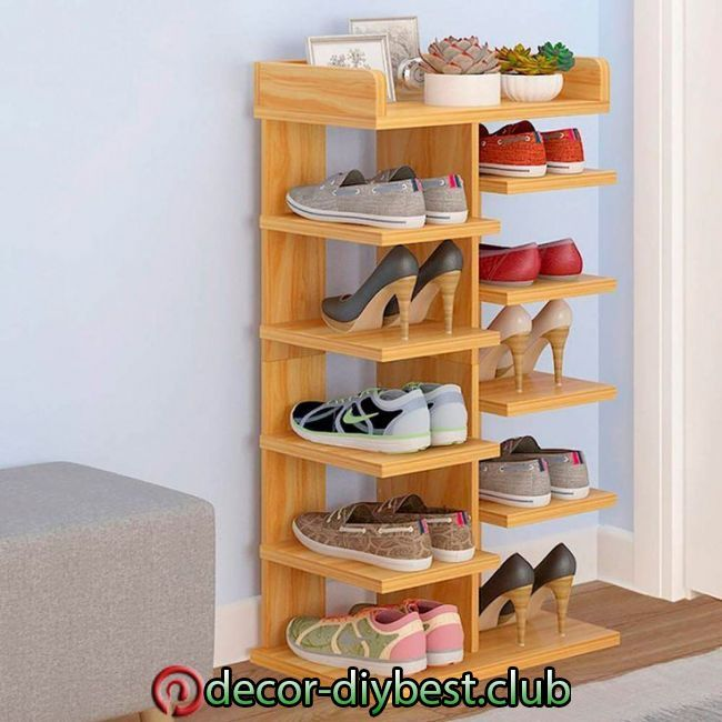 Great Shoe Organizer Ideas That Will Eliminate The Clutter In 2020
