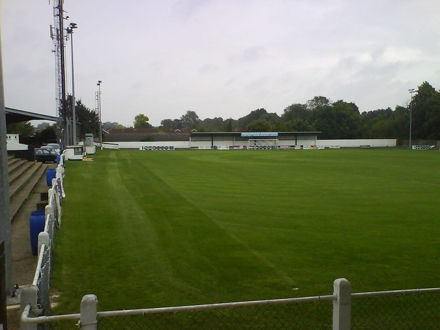 York Road - Home of Maidenhead United FC