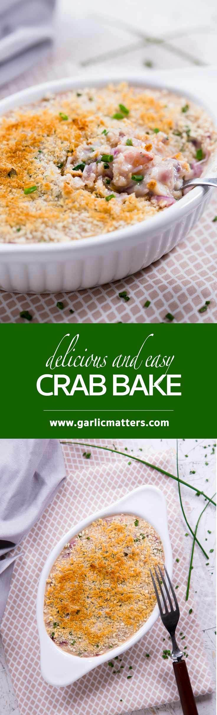 1000 Ideas About Crab Bake On Pinterest Crab Casserole