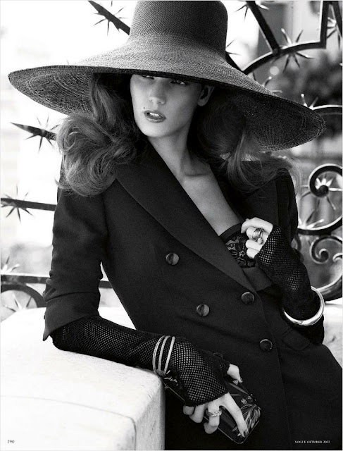 Kendra Spears - Vogue Germany