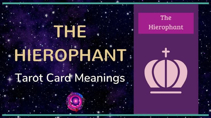 The Hierophant Tarot Card Meanings