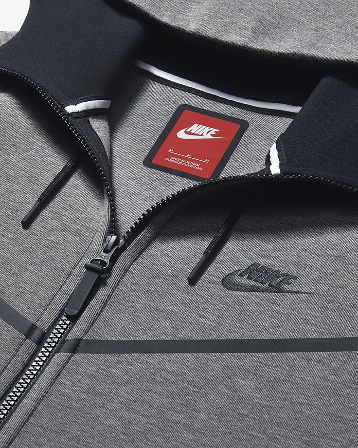 Nike Sportswear Tech Fleece Windrunner Men's FullZip
