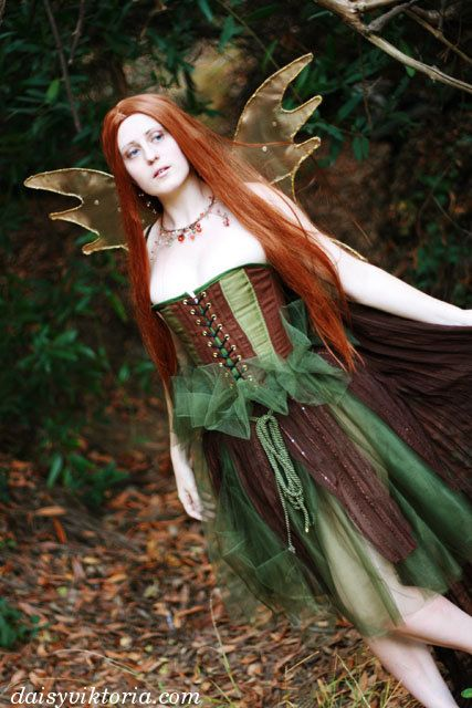 Forest Faerie Skirt in Green and Brown Tulle on Etsy, $64.86 AUD