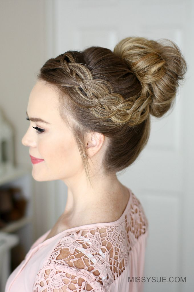 high bun hair styles 25 best ideas about high bun on high bun 3227