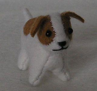 Free Felt Patterns and Tutorials: animals - dogs