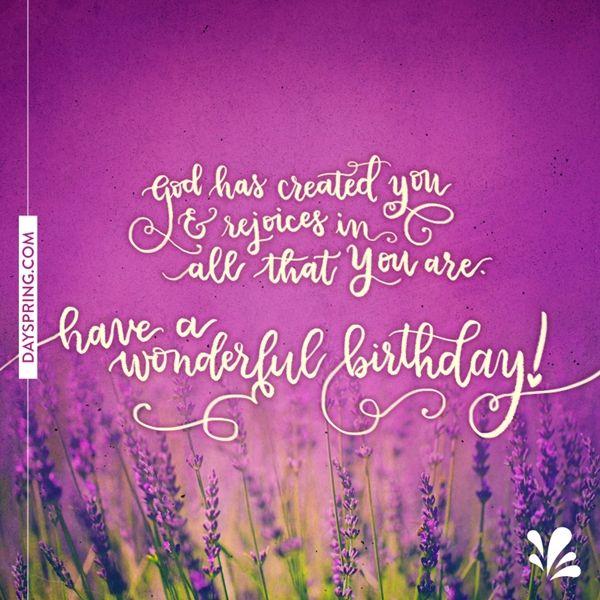 79 Best Birthday Blessings Images On Pinterest