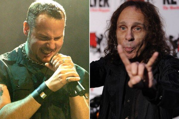 Tim 'Ripper' Owens Reveals How He Met Ronnie James Dio
