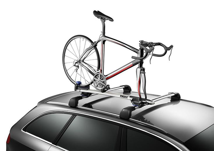 Thule Sprint a modernised version of the Thule 561 OutRide | roofracks.co.uk