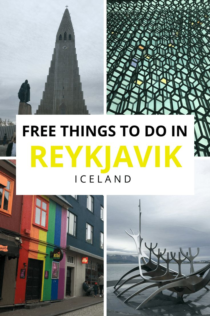 15 Enjoyable and Free Issues to do in Reykjavik, Iceland