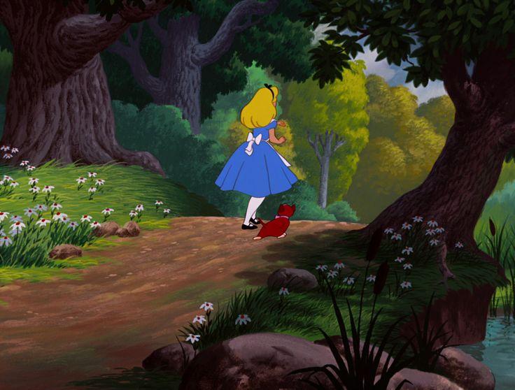 Alice in wonderland background story-7405