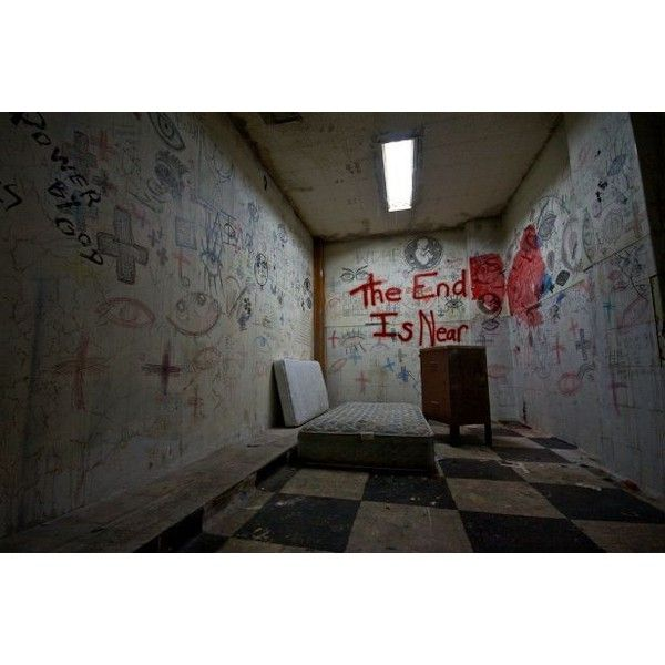 Haunt Rooms Liked On Polyvore Featuring Home, Home Decor And Backgrounds