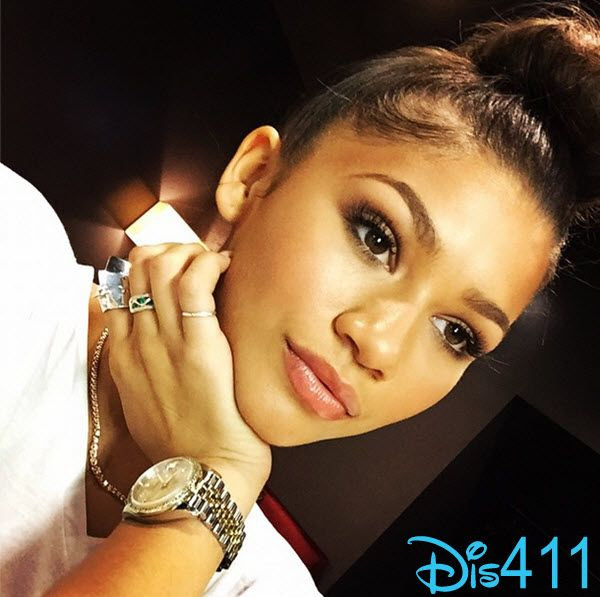 Photo: Pretty Picture Of Zendaya December 30, 2014