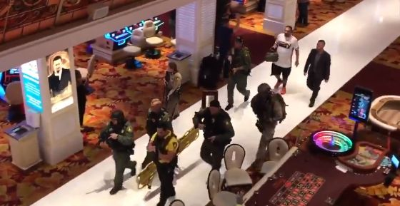 FALSE FLAG TERROR: FBI Used SWAT Team To Confiscate Key Surveillance Video Of The Las Vegas Massacre From The Tropicana Hotel