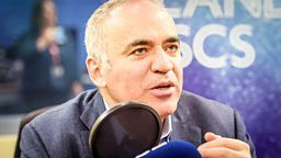 Garry Kasparov, chess grandmaster, on protesting against Vladimir Putin.