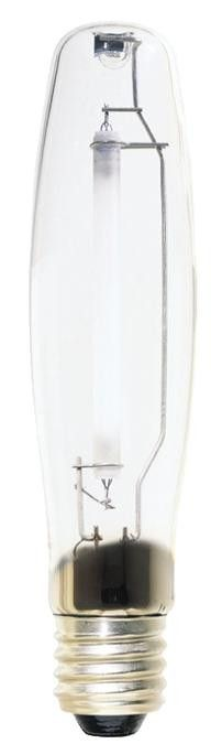 250 Watt ET18 HID High Pressure Sodium Light Bulb, 1900K Clear E39 (Mogul) Base, Box