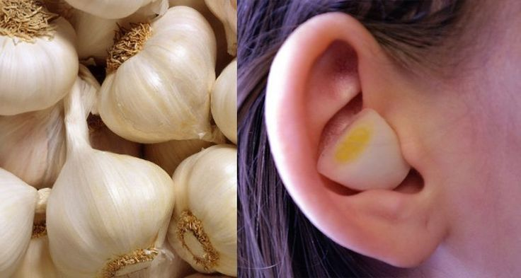 If You Put a Clove of Garlic in Your Ear, This Is What Will Happen!