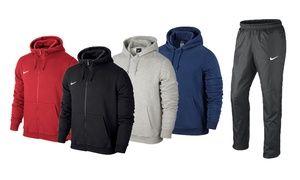 Groupon-Gutschein - Nike Trainingshose, Kapuzenpullover oder Kapuzenjacke für Herren in der Farbe nach Wahl, inkl. Versand. Groupon-Deal-Preis: 24,95€