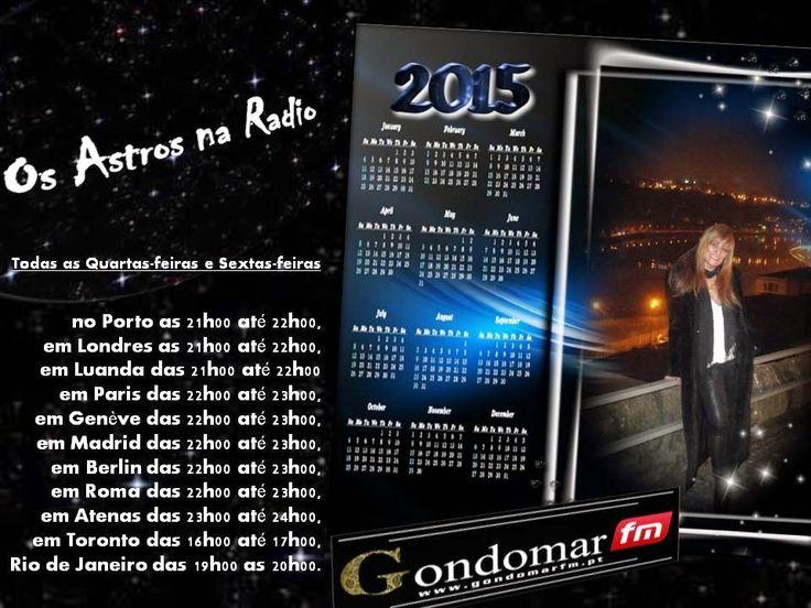 contactos: 33º PROGRAMA - 2015/01/10 os Astros na Radio Com o...