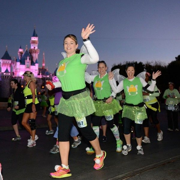 10 Races For Your Next Girls Running Getaway: Disney Princess Half Marathon Weekend and Tinker Bell Half Marathon Weekend