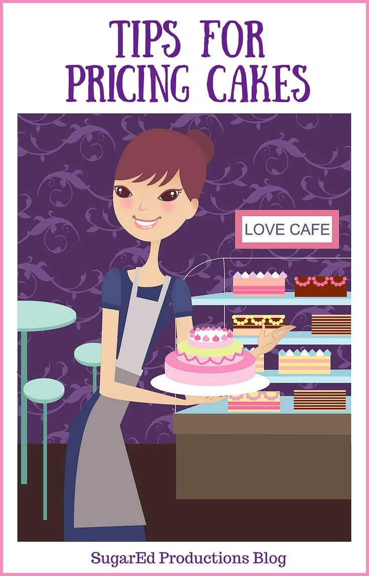 By Barbara Barrows for SugarEd Productions Oh, this is hard. How do you know how much to charge? How do you know what people will pay? How do you handle discounts, refunds and freebies? The whole money thing can be one of the toughest hurdles to get over when you're starting a cake business. Since …