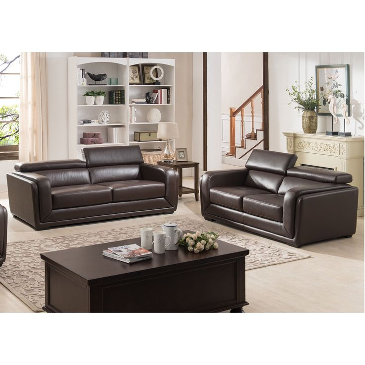 17 Best Ideas About Modern Leather Sofa On Pinterest | Leather