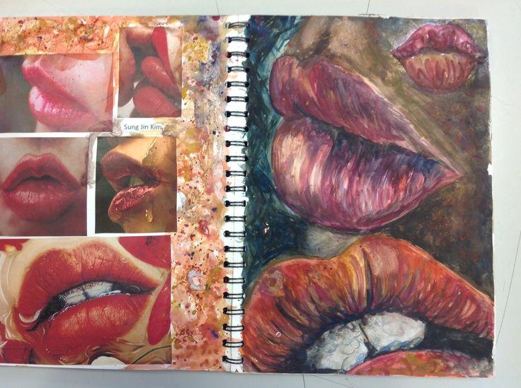 Lips studies